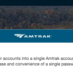 Amtrak Merge Application