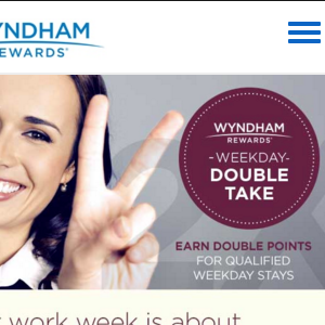 Wyndham Rewards Responsive Promotions
