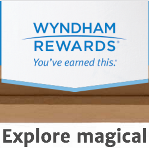 Experience Wyndham Hotels Microsite